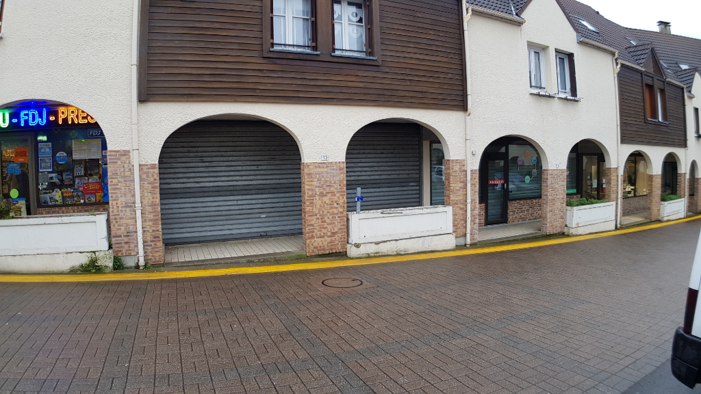 Local commercial Longjumeau/Gravigny 50 m2 2/2